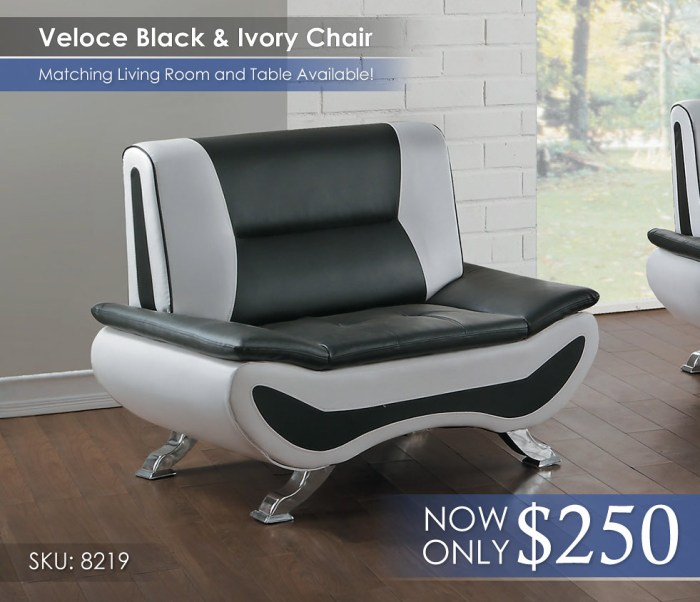 8219 Veloce Chair