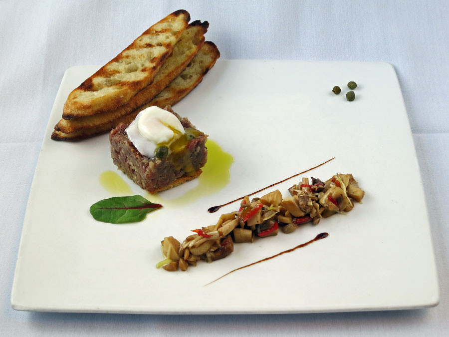 Lamb Tartare By Chefs Resources