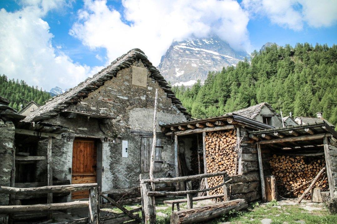 Cianciavero, Alpe Veglia