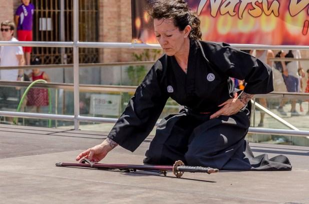 Matsuri - Artes marciales