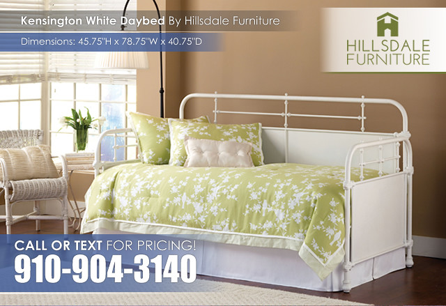 Kensignton White Daybed_Call