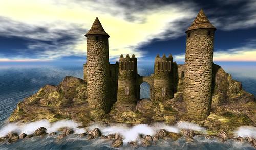 Sea Ruins