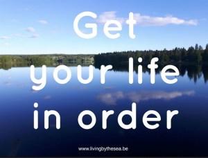 Je leven op orde