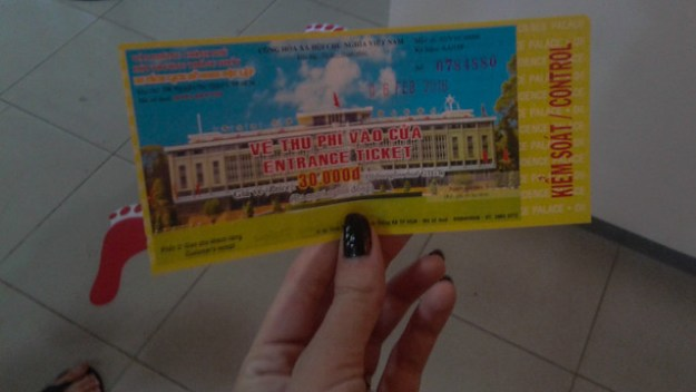 Palace Ticket