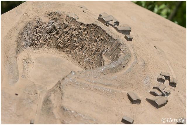 Maquette Orges Basaltiques