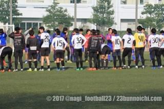 2016/12/4 東京23FC vs 順天堂大学