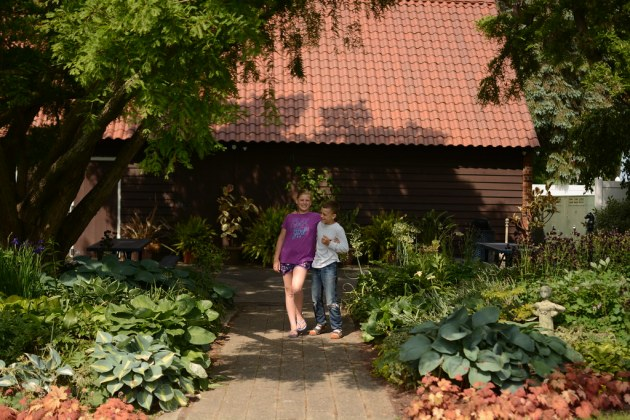 Backyard Tourists