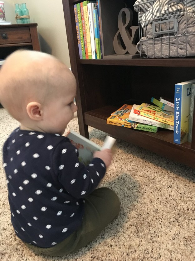 5 Tips for Reading To Your Baby