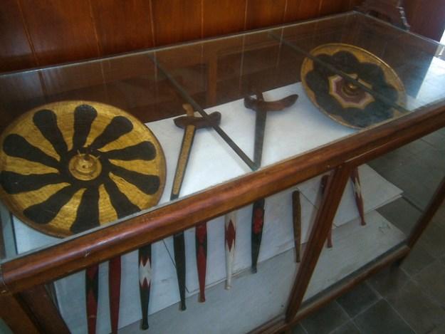 Keraton Palace Museum Weapons