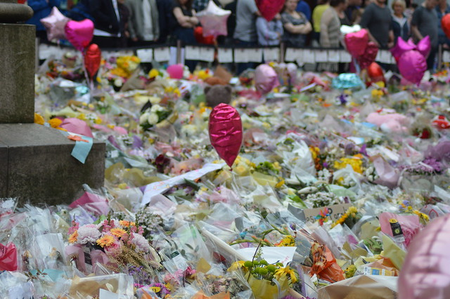 Manchester remembers Monday 22nd May