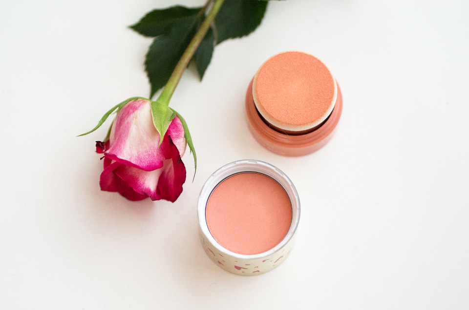 clarins skin illusion blush luminous skin