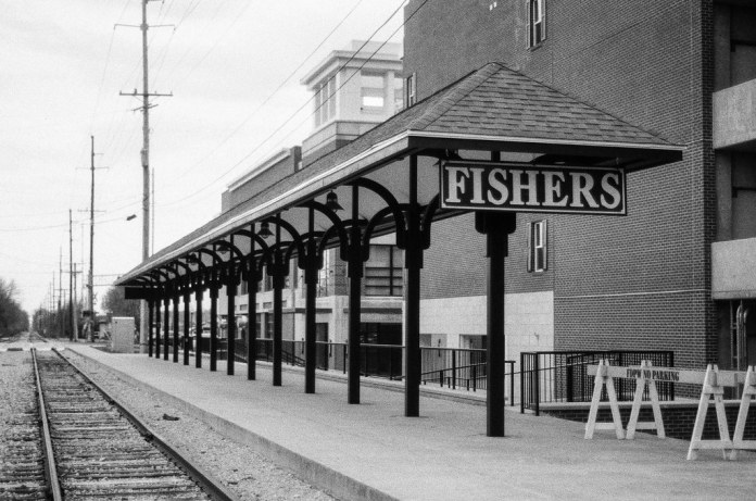 Fishers Station