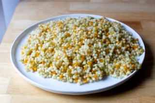 couscous, cooling