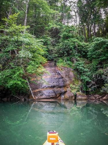 Lake Keowee and Estatoe Creek-54