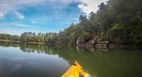 Lake Keowee and Estatoe Creek-9