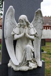 Das Grabmal von Julius von Verdy du Vernois