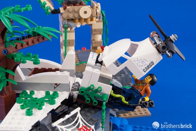 60161 Jungle Exploration Site