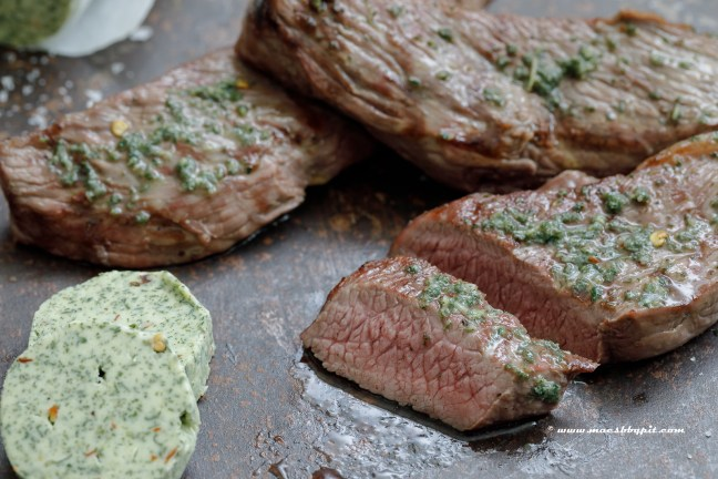 Kalfspicanha steaks