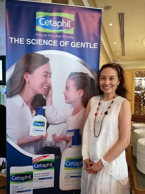 Cetaphil and me