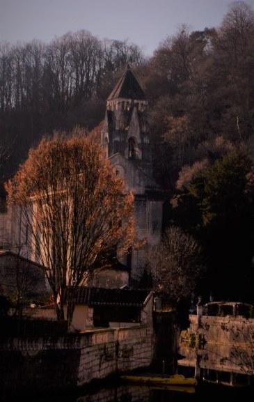 Eglise de Brantôme