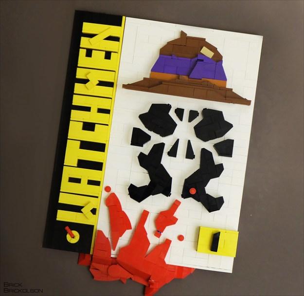 Watchmen #1: Rorschach