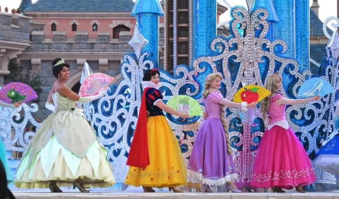 Starlit Princess Waltz, Disneyland Paris, 25th anniversary