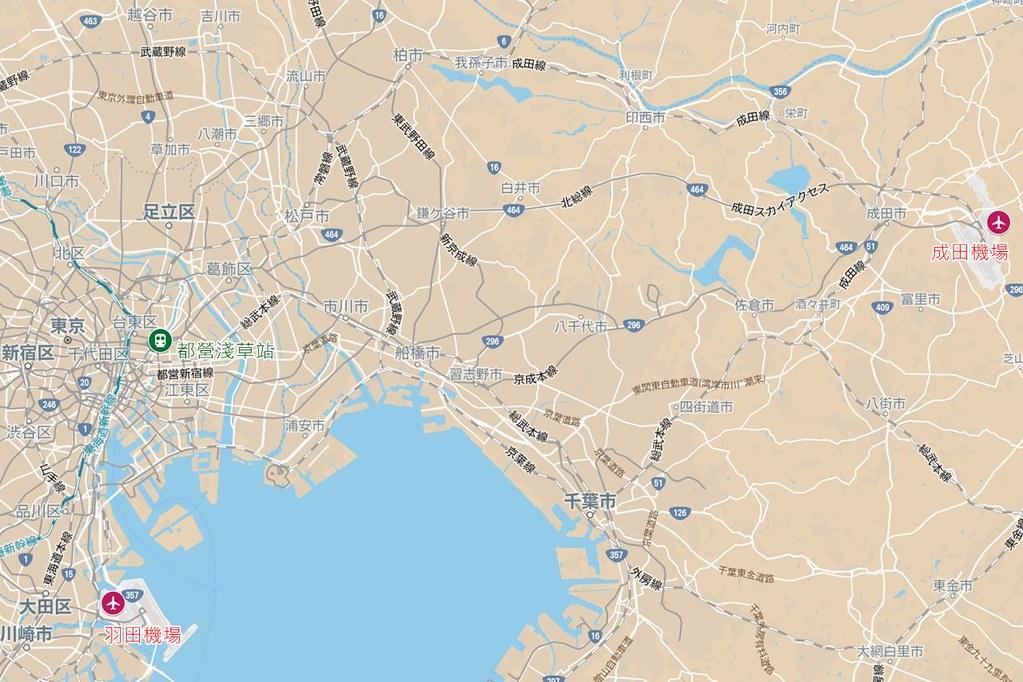 Asakusa Map 5