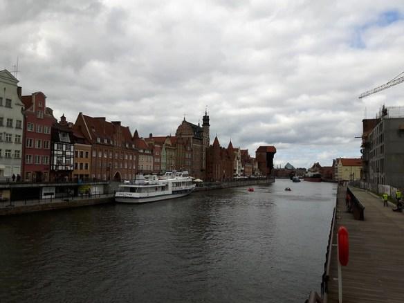 rivier Molawa - Gdansk