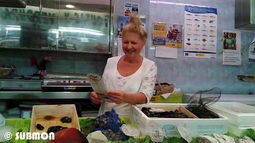 Peixateria adherida al projecte Peix de Custodia