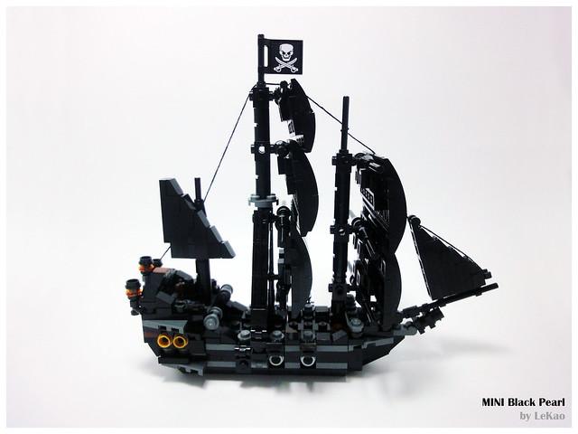 MINI Black Pearl