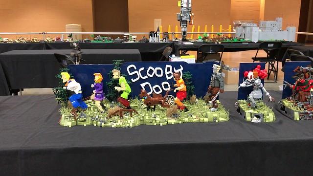 LEGO Scooby-Doo Brickworld