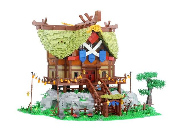 Impa's House
