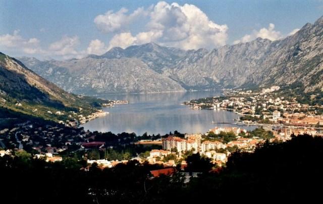 Bahía de Kotor desde Dubrovnik -005