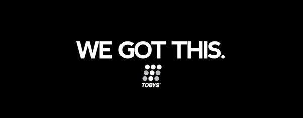 """It takes a great deal of work in achieving that perfect body and active lifestyle, but Toby's Sports """"We Got This"""" campaign wants every individual to know that rest, focus, and dedication are just as important."""
