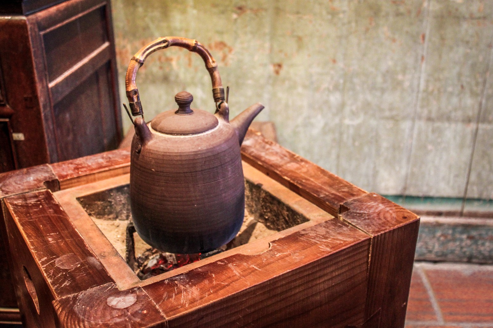 Casa de té tradicional en Jiufen