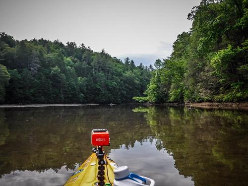 Lake Keowee and Estatoe Creek-65
