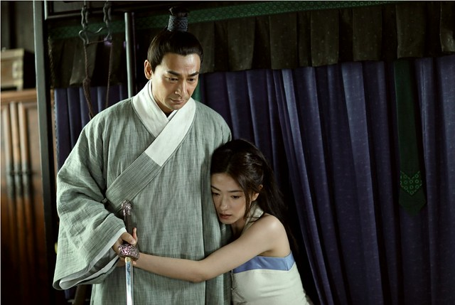 God of War Vincent Zhao Wan Qian