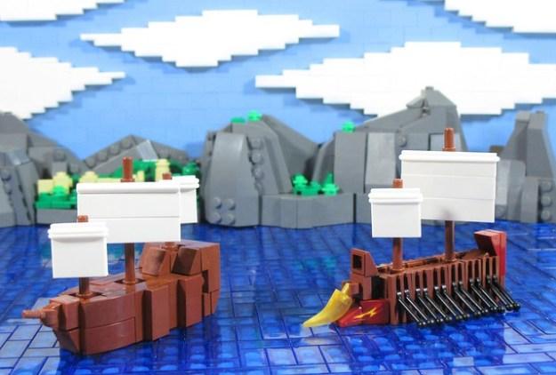 Sea Chase