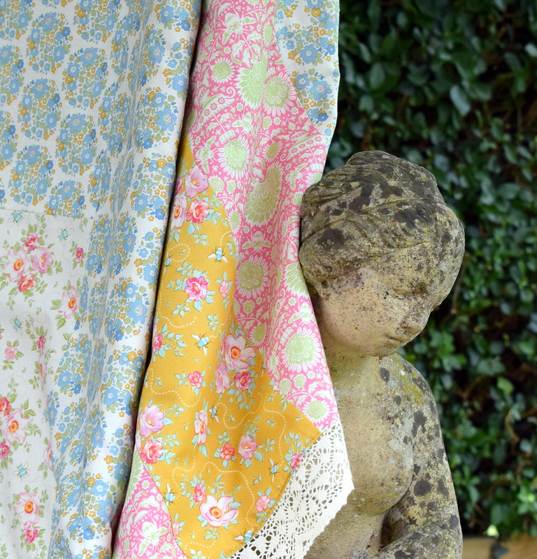 Tilda Table Cloth (Pretty Patches May17)