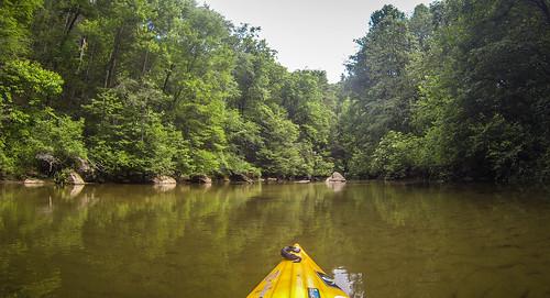 Lake Keowee and Estatoe Creek-32