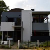 Holland: Utrecht - Rietveld Schröder house