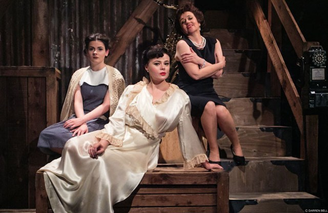 Judy! review at the Arts Theatre London