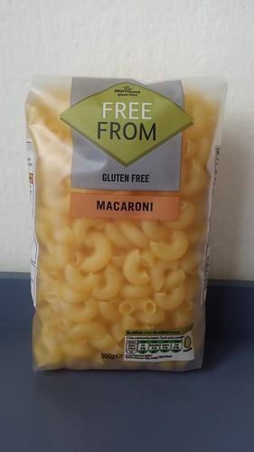 Morrisons gluten free macaroni