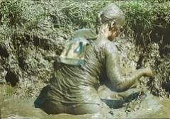 Ali in de modder