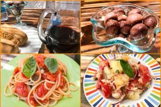 Spaghetti in Zucco Grande