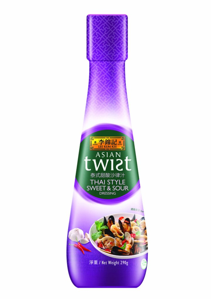 ASIAN TWIST Thai Sweet & Sour Dressing by Lee Kum Kee copy