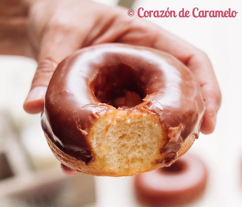 Donuts caseros