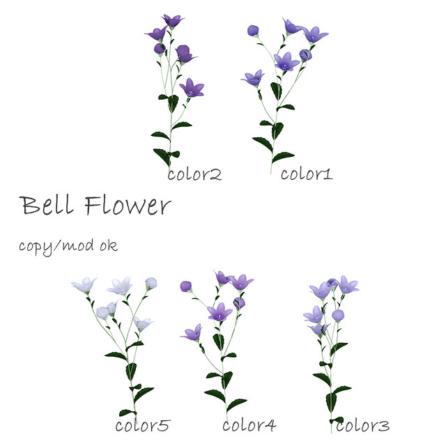 *NAMINOKE*Bell Flowers