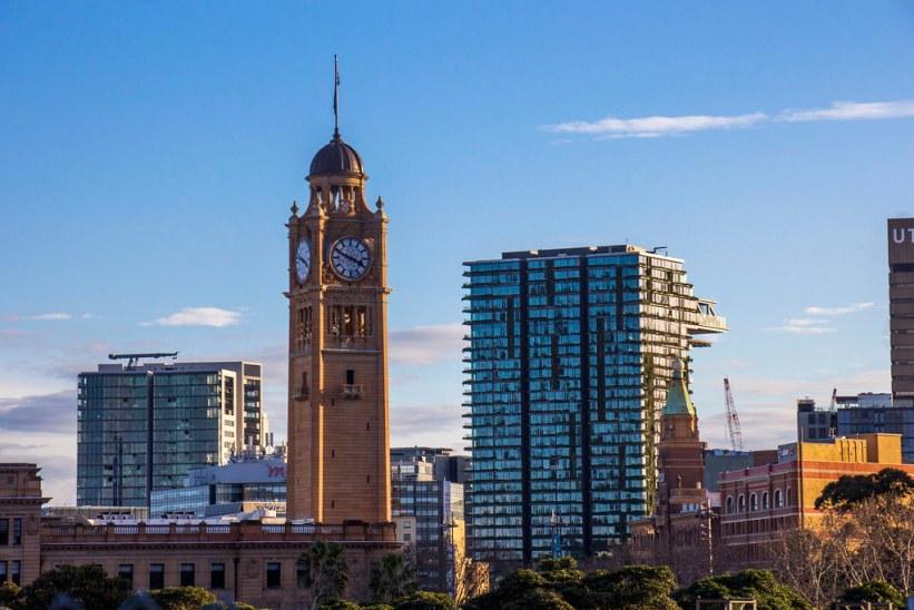 hostel i Sydney