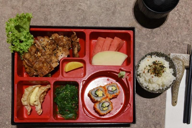 chicken teriyaki set- tgm changi